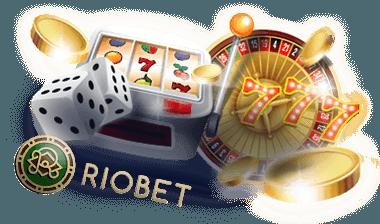 Игры, релетка, слоты Riobet